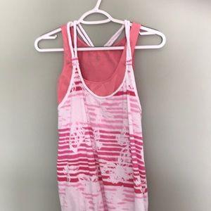 Bluecrush summer sleeveless tank top